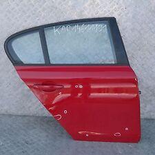 BMW SERIE 1 e87 e87n door Posteriore Destro O/S KARMESINROT karmesin rosso Rot-a61