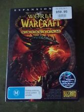 World of WarCraft: Cataclysm (PC: Mac and PC, 2010)