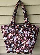 Steve Madden Broverr Quilted Tote Bag Floral Multi