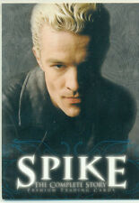 PROMO CARD - SPIKE - THE COMPLETE STORY - JAMES MARSTERS - BUFFY - ANGEL - #P-1