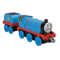 Thomas The Tank Engine Trackmaster Push Along Gordon