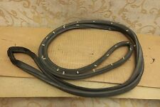 NOS GENUINE MAZDA LUCE ROTARY RX4 SEDAN 1972-74 DOOR RUBBER SEAL # 1004-73-760