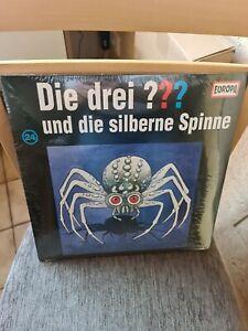 Die Drei Fragezeichen und die silberne Spinne
