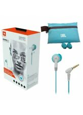 JBL Yurbuds Inspire 300 in Ear Buds Headphones Headset W/mic Remote Aqua Teal