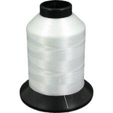 White Nymo Nylon Beading Thread Stringing Sz B 2505yds