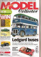 MODEL COLLECTOR Magazine Nov 2007 Samuel Ledgard Buses Oxford Diecast Morgans