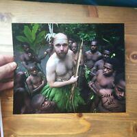 Karl Pilkington signed autograph on 8x10 photo IP