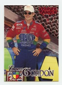 Jeff Gordon 1996 Wheels Knight Quest Royalty Parallel Insert Card Knightquest 30