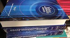 Bíblia De Liderazgo Joven Reina Valera Contemporáneo Tapa Dura  rvc
