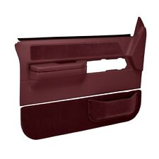 Coverlay Maroon Door Panels 18-36F-MR For 88-94 Chevy GMC 4 Door Pickup