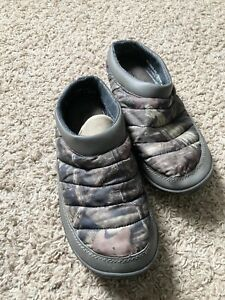 Columbia Packed Out II Omni Heat Reflective Men's Slippers CAMO Size 8