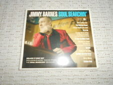 JIMMY BARNES - SOUL SEARCHIN' (Deluxe) CD - Signed Edition - Autographed