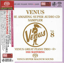 V.A.-VENUS THE AMAZING SUPER AUDIO CD SAMPLER VOL.8-JAPAN SACD J76