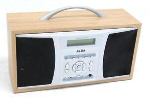 ALBA PD2 Portable DVD / FM Radio FM/DAB Digital Radio - P32