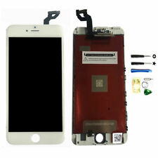 White LCD Display+Touch Screen Digitizer Assembly Frame for iPhone 6S Plus 5.5''