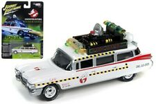 "Cadillac Ambulance 1959 "" Ghostbusters ECTO-1 "", Johnny Lightning Car Model 1:64"