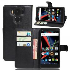 Archos Diamond 2 Plus Coque de protection Housse Pochette wallet Case