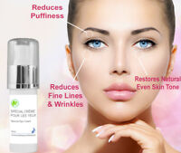 Spécial Eye Cream with Hyaluronic Acid Anti Aging Wrinkle Tone Correction 30 ml