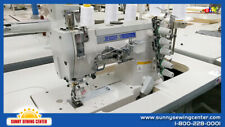 Thor Gt 500 01cb Industrial Coverstitch Sewing Machine New With Table And Motor