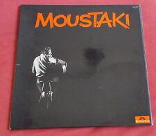 GEORGES MOUSTAKI LP ORIG FR DANSE