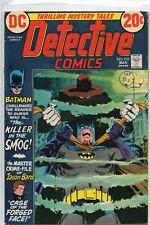 DETECTIVE COMICS #433 Batman DC Comics 1973 FN+