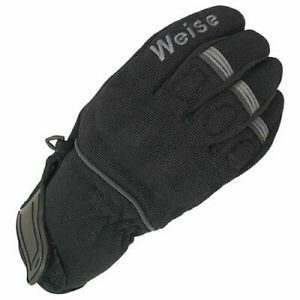Weise Pit Short Summer Motorcycle Gloves