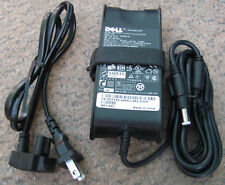 Genuine Dell Adapter POWER SUPPLY charger & cable 19V PA-12 Family 65w