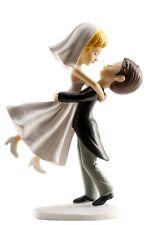Novia y el novio-Cake Topper Figura Decoracion Boda