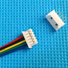 20 SETS Mini Micro JST 1.25 T-1 5-Pin Connector with Wires Cables