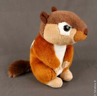 "WILD REPUBLIC 8"" Chipmunk Squirrel Plush Stuffed Animal Toy"