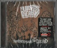 The Video Dead - Brotherhood Of The Dead (CD 2006) Death By Stereo Kid Dynamite