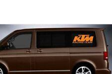 KTM  RACING TEAM 60x13 CM STICKER AUFKLEBER AUTO verschiedene Farben