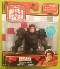 New WRECK-IT RALPH Figure HERO'S DUTY 3 inch VHTF Rare Fix It felix Jr wreck it