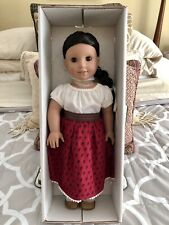Pleasant Company American Girl Doll Josefina 1997 Gently Used