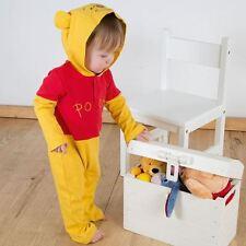 3-6mths Baby Toddler Disney Winnie the Pooh Bear Romper Fancy Dress Costume Boys