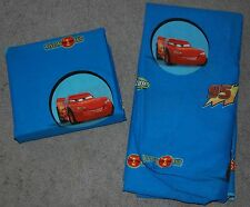 Disney Pixar Cars Bedroom Bedding Full Sheet Set - Flat & Fitted Sheets