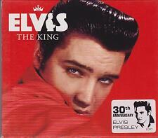 ELVIS PRESLEY - ELVIS THE KING on 2 CD's - NEW -