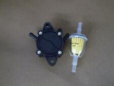 Fuel Pump & Filter Replaces Kohler John Deere Mowers Z225-Z245-Z425-Z445,&Z465