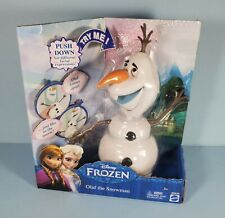 Frozen OLAF THE SNOWMAN Toy Disney Mattel NEW IN PACKAGE