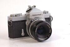 Nikkormat  FTN  + 50 /2 AI non AI (Nikon)