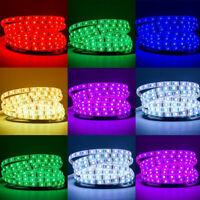 20M 12V 3528 5050 5630 LED Flexible Strip Light Warm White RGB Tape 5M 10M 15M
