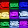 5M 10M 15M 20M 12V 3528 5050 5630 LED Flexible Strip Light Warm White RGB Tape