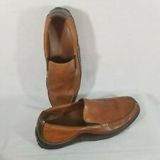 Cole Haan Tucker Loafer Men's 11 M Brown Leather Venetian Slip Moc Shoe C03559