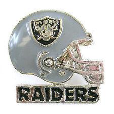 Oakland Raiders NFL Fan Pin, Buttons