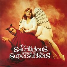 Supersuckers ‎- The Sacrilicious Sounds Of The Supersuckers (LP) (VG-/EX-)