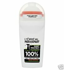 3 x L'oreal Men Expert Shirt Protect Anti-Perspirant Deodorant Roll On 50ml