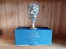 Royal Selangor Wine Glass, Goblet, Lord of the Rings, Orc.