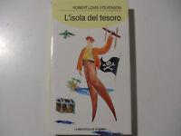 L'Isola Del Tesoro -Robert Louis Stevenson-Serie:La Biblioteca De Il tempo-LIBRO