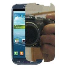 LOT 2 Mirror Screen Protector Samsung  Galaxy S3 III  I747 I535 T999 L710 I9300