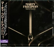 MARTY FRIEDMAN-WALL OF SOUND-JAPAN CD F56